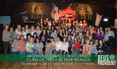 Class of 1983 - 30 Year Reunion