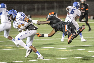 MHS Football vs Atwater 2013