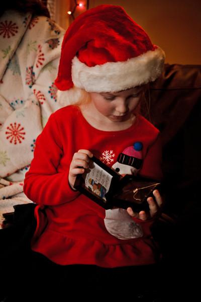 Christmas Morning 2011