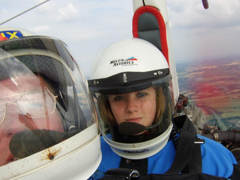 Flight with Steve 26/07/2008