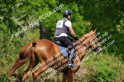 Abbie	Jones	riding	Forsythe Park	#	91	ON