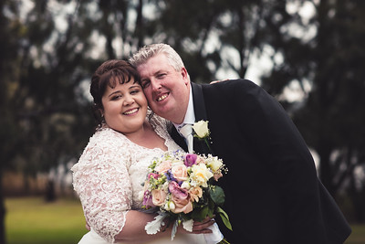 Mel & Trent's Wedding