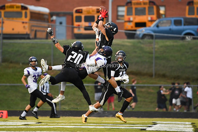 Football: Potomac Falls vs. Dominion 9.1.17