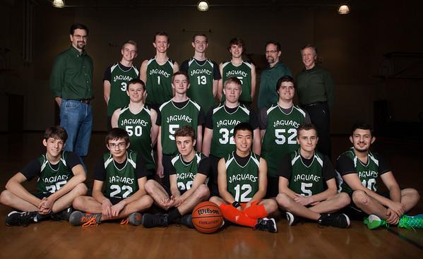 Jaguar Basketball (Boys & Girls)