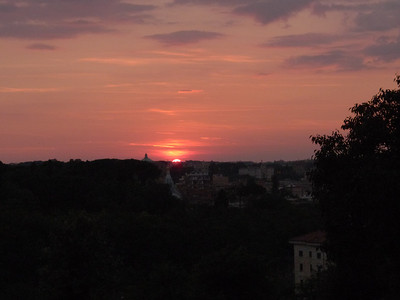 Rome Experience, Lunar Eclipse