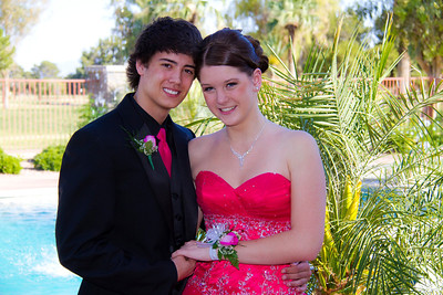 Kendal's Prom 2011