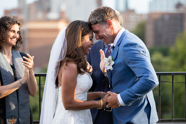 Grace + Owa, Brooklyn Navy Yard Wedding