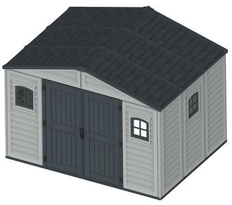 10x8 Woodbridge Plus Grey