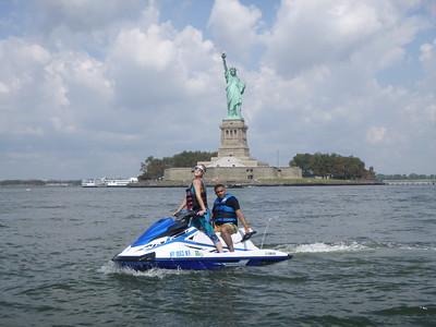 2020-08-09 NYC Harbor Tour
