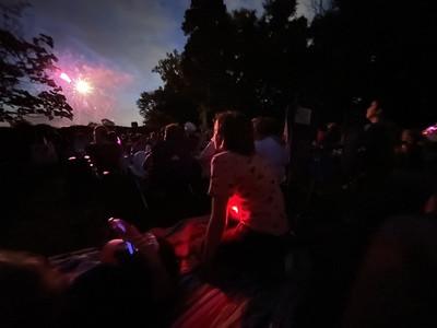 Fireworks 2021 at Congressional
