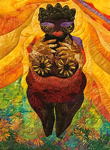 Willendorf in the Sunshine by Peg Green