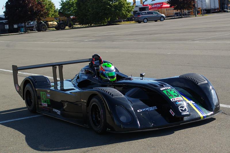 Andres Gutierrez Performance Tech Motorsports