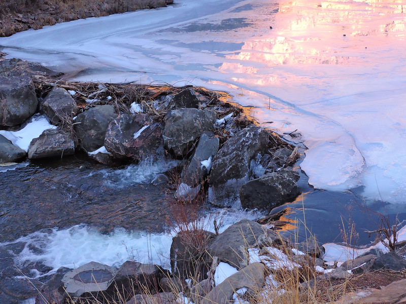 Icy Waterton