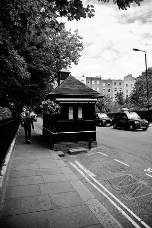 From Belgravia to Pimlico (London)