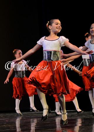 Maple Showcase 2014 - B7 Dancers