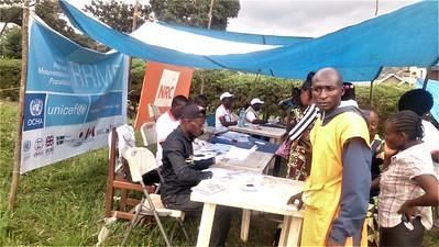 Cash assistance in Beni North Kivu