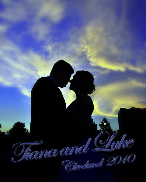 Tiana and Luke Album