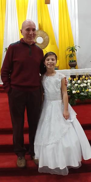 Iliana's First Communion