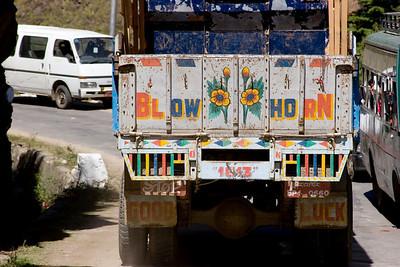 Bhutan #1 Paro