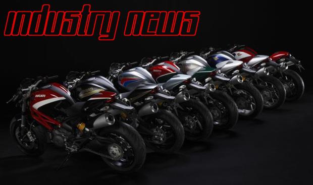 Ducati Monster 796 and Art Body kits