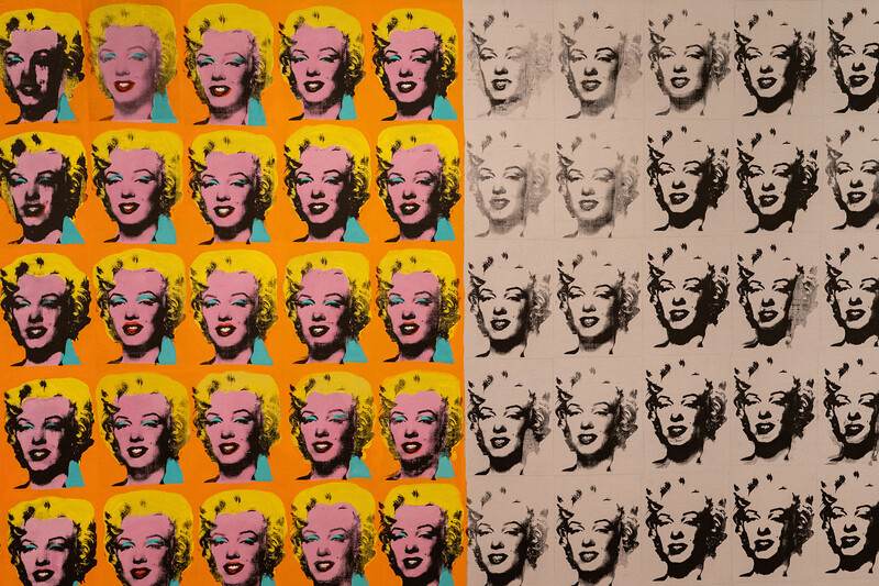 Andy Warhol at the Cleveland Museum of Art
