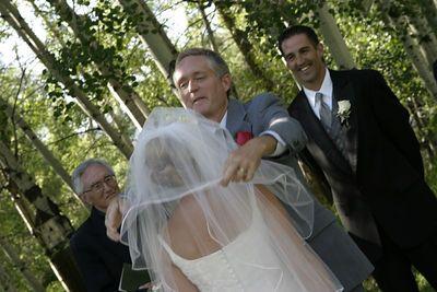 Wedding of Heidi & Blair