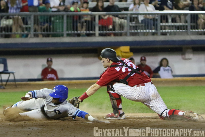 Toronto Maple Leafs at London Majors IBL Playoffs Semifinals, Game 5