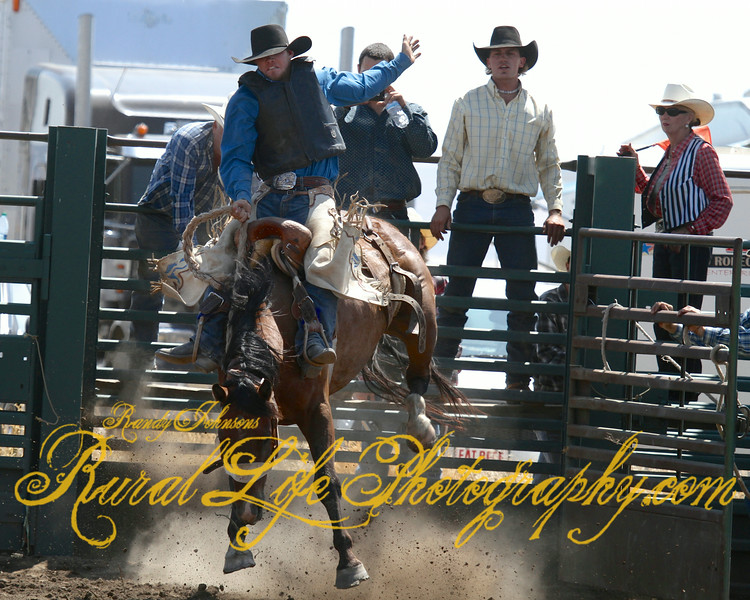 Condon Rodeo Saturday 2014