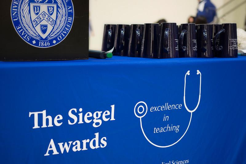 Siegel Awards 2018