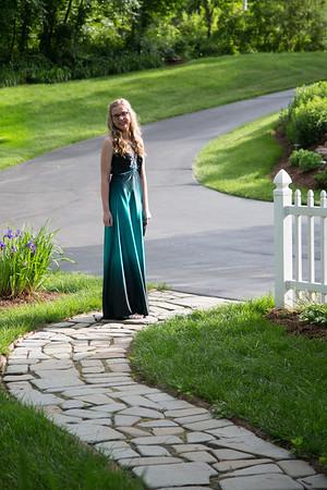 Olivia Lynn-Senior-Prom