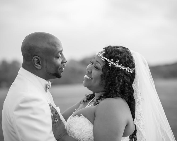 Malene and Darren Wedding