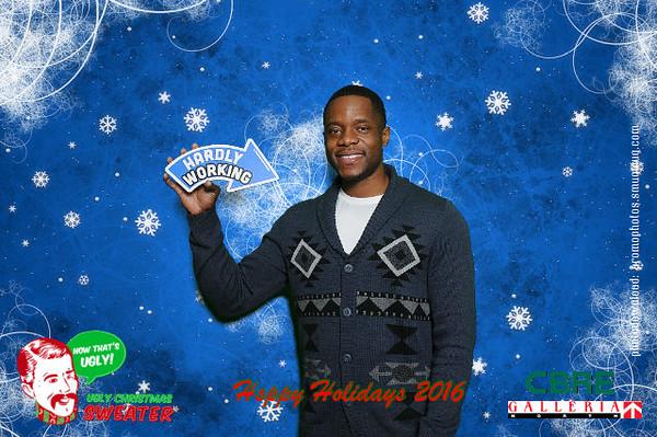 CBRE-North Dallas Holiday Photos 2016