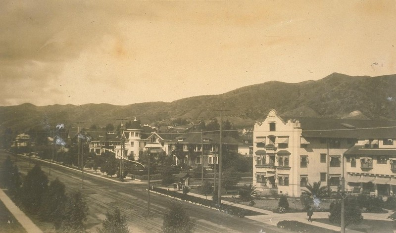 1906, Hollywood Blvd., Hollywood