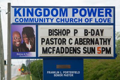 Bishop F.L. Porterfield's Birthday Celebration