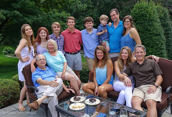 Fadner Family 2021