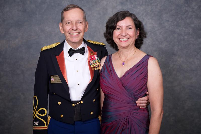 USS Forrestal Reception, 2017