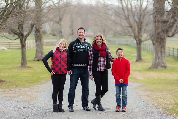 Mendez Family Winter Shoot 2016