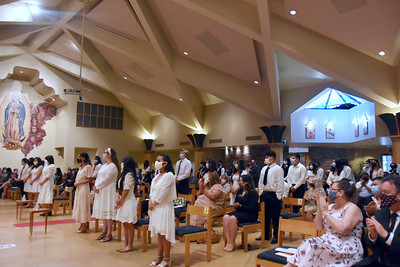 05-05-2021 Second Confirmation Mass