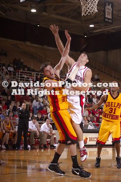 Men's Basketball 2006-07