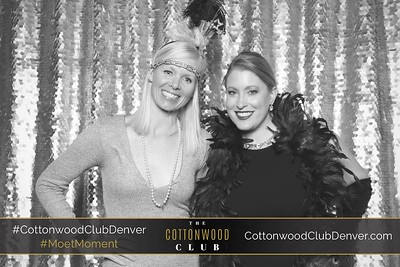 Cottonwood Club Best NYE