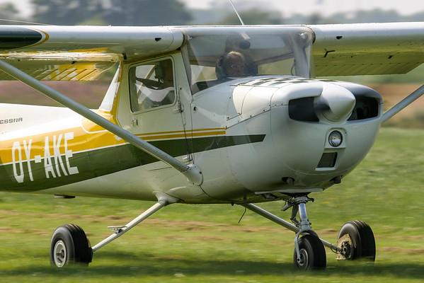 OY-AKE - Reims Cessna FA150L Aerobat