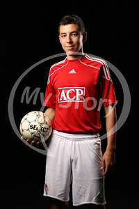 Antonian Boys Soccer 2012 Portraits