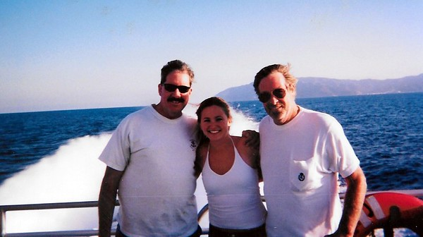 Trip to Catalina Island with Dove and Gary