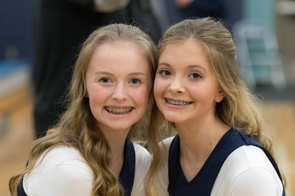 2018-19 Boys Varsity Basketball vs. West Linn