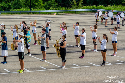 8-2-2018 Norwin Band Camp Day 4