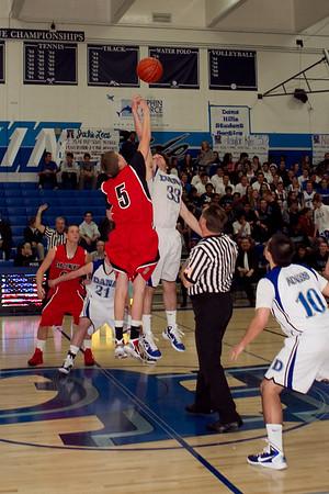 DH vs San Clemente, Feb 10, 2011