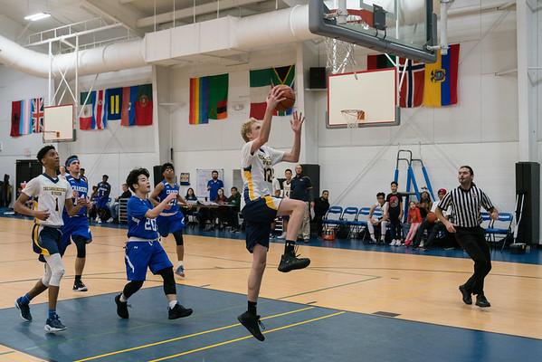 CSW Varsity Basketball 2018-2019