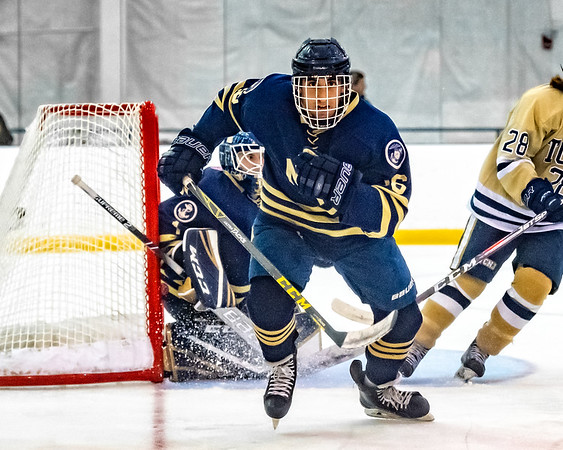 NAVY Ice Hockey vs The College Of New Jersey