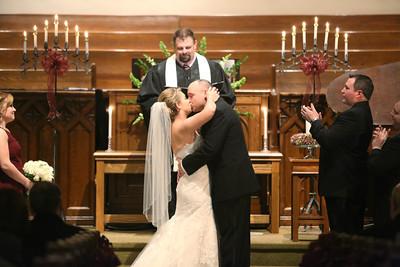 Lori and Matty- Ceremony