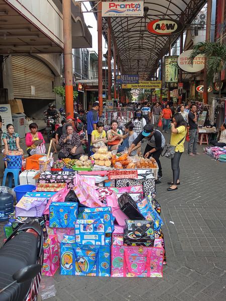 Market at Jalan Pasar Baru